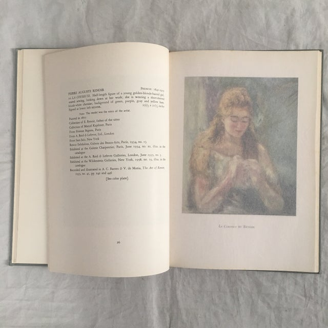 Edgar Degas 1958 Sotheby's Impressionist & Post-Impressionist Art Auction Catalog For Sale - Image 4 of 10