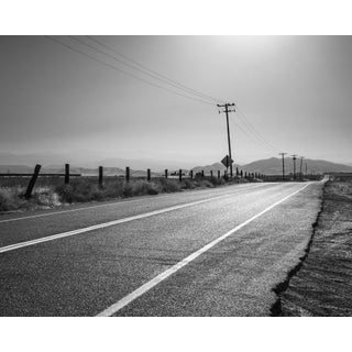 """""""On the Road to Fresno"""" Contemporary Landscape Photograph Print For Sale"""