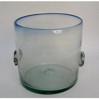 Mexican Glass Ice Bucket Preview