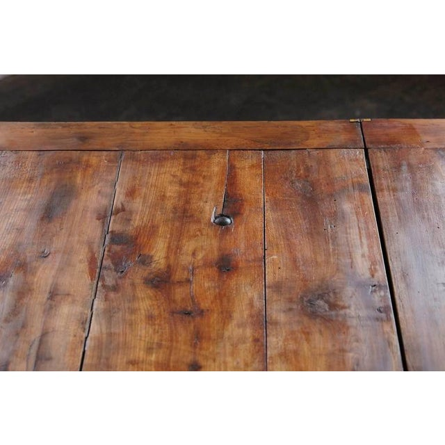 Late 19th Century Card Table with Tilt Top Mechanism For Sale - Image 10 of 10