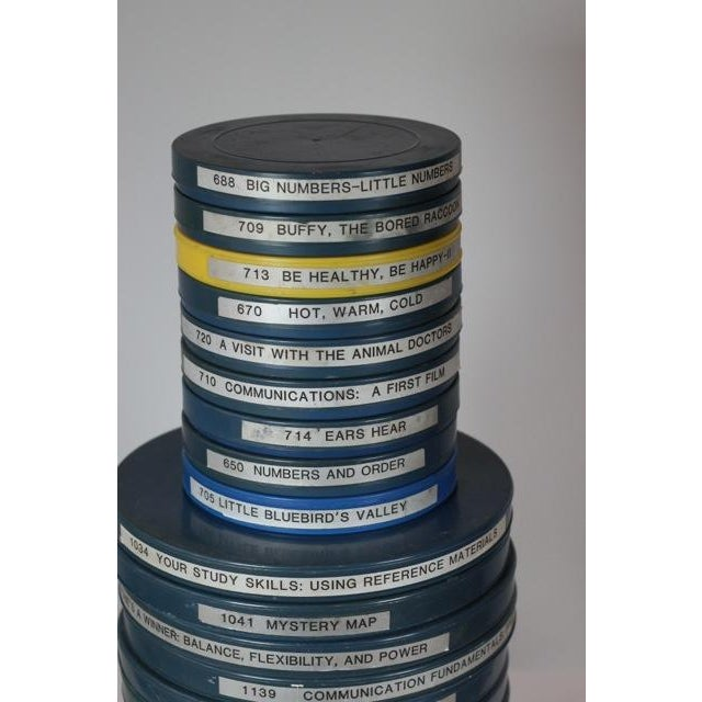 Vintage Educational 16mm Movie Collection For Sale - Image 4 of 6