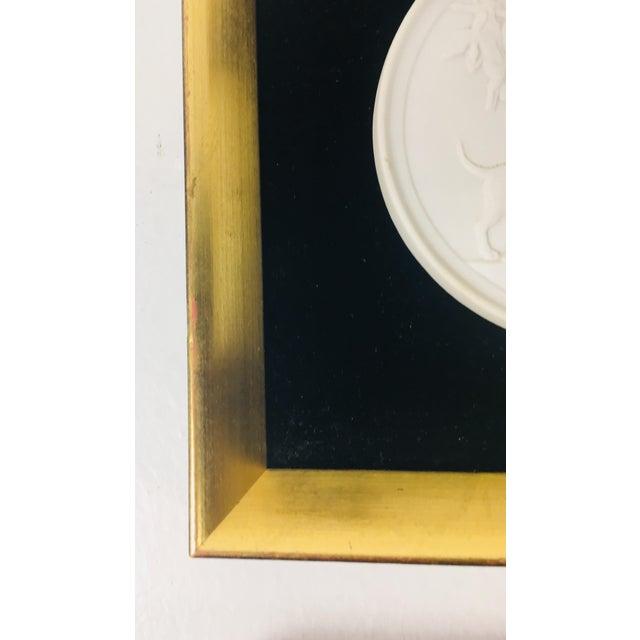 Royal Copenhagen Plaques – a Pair For Sale - Image 4 of 8