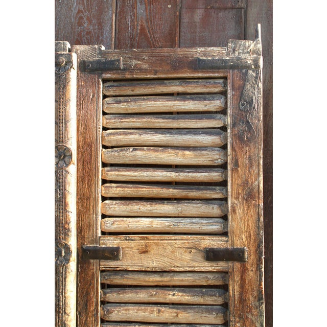 Iron Antique 19th Century Hungarian Doors For Sale - Image 7 of 9