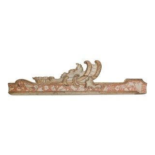 French Architectural Element For Sale