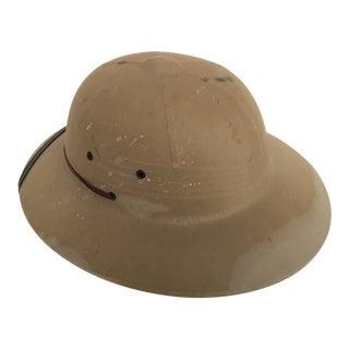 Vintage Safari Helmet