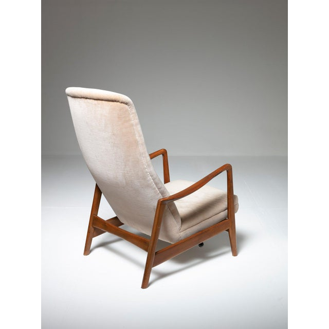 Arnestad Bruk Lounge Chair by Arnestad Bruk for Cassina For Sale - Image 4 of 8