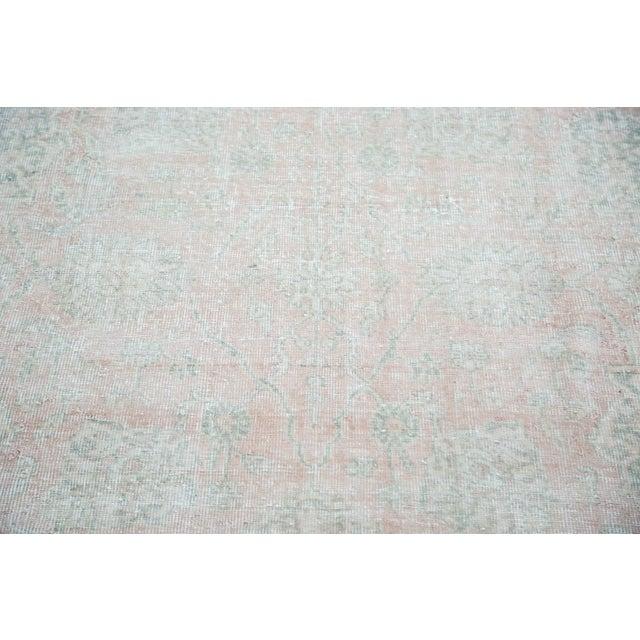 "Distressed Oushak Carpet - 9' X 12'1"" - Image 6 of 10"
