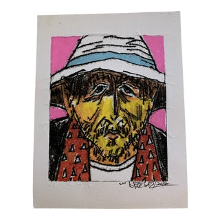 Cuban Artist Works on Paper For Sale
