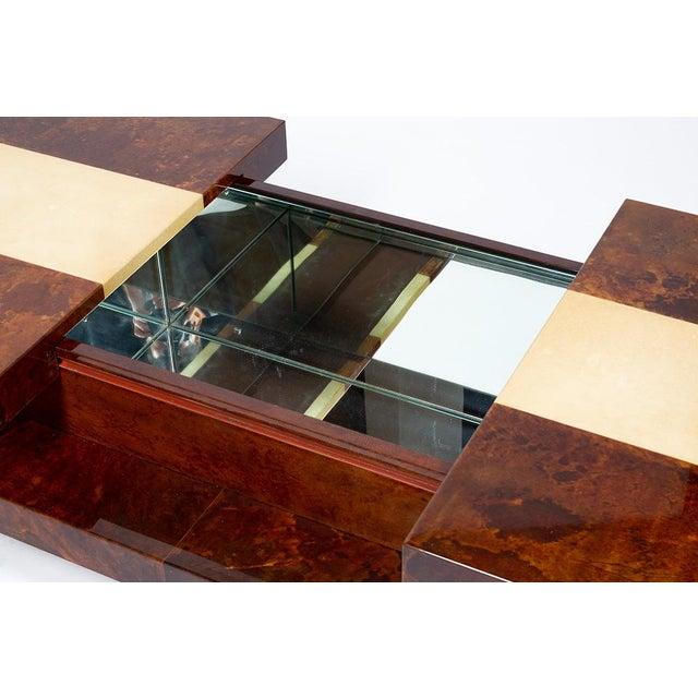 Aldo Tura Bar Table For Sale - Image 9 of 12