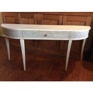 Mediterranean Niermann Weeks Frascati Console/Sofa Table Preview