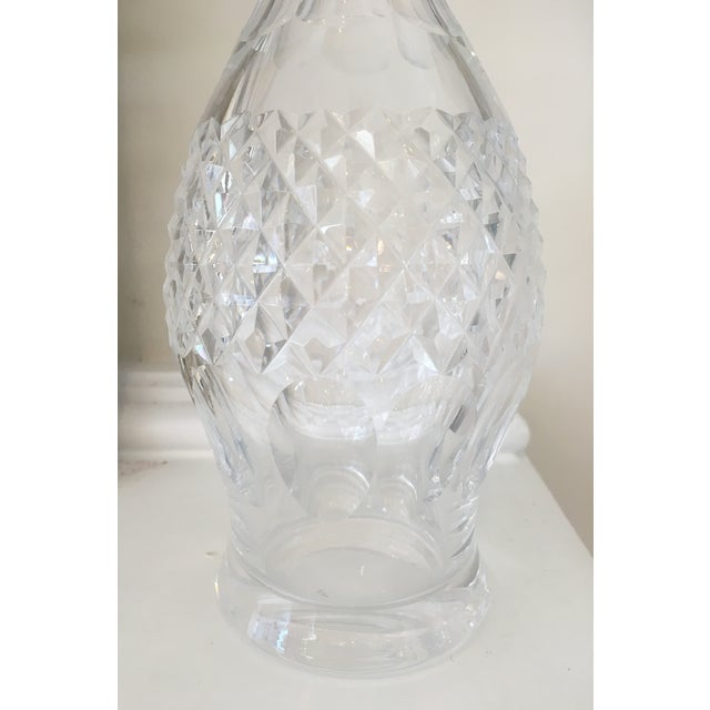 Vintage Waterford Hand Cut Crystal Decanter - Image 4 of 7