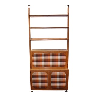 1950s Mid-Century Modern Shelf System For Sale