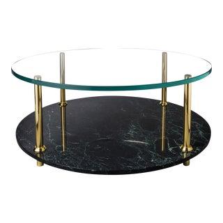 Customizable MGB ROUND COFFEE TABLE