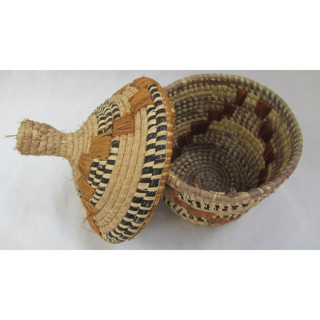 Assorted African Baskets - Set of 4 - Image 11 of 11