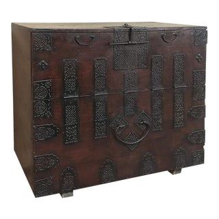 19th Century Chinese Cabinet ~ Trunk For Sale