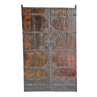 Chinese Old Wood Door For Sale