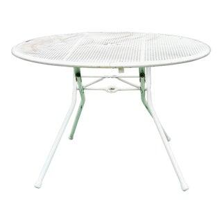 1960s Vintage Salterini Folding Table For Sale
