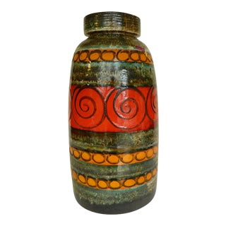 German Floor Vase by Scheurich