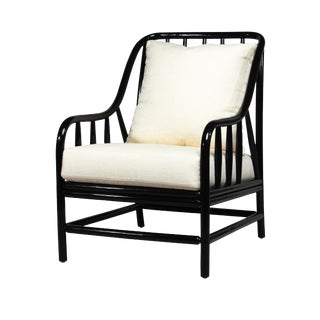 Selamat Designs Black Caviar Harry Lounge Chair