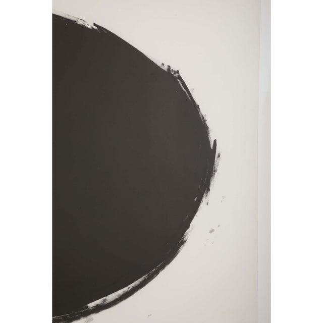"Richard Serra Lithograph ""Spoleto Circle"" For Sale - Image 4 of 6"