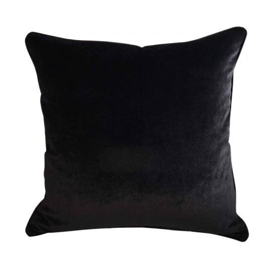 Sutherland Velvet Tiger Accent Pillows - A Pair - Image 2 of 3