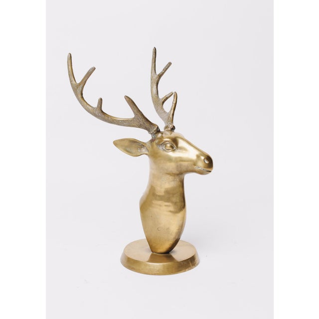 I've had this stag for years and years. Its such an amazing (and huge) sculpture that is perfect for your mantel, console,...