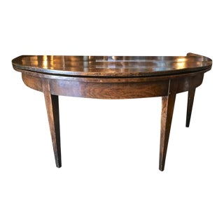 18th Century French Round Dining Table For Sale