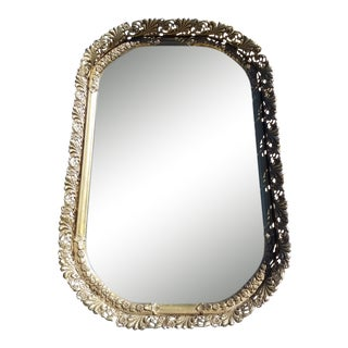 Mirrored 1940's Vanity Tray