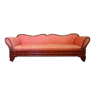 Stunning Art Nouveau Sofa