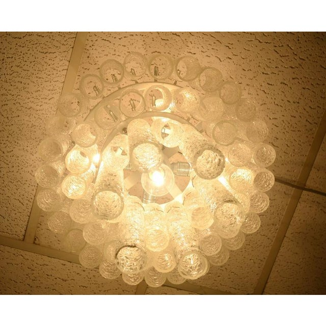 Doria Chandelier in Three Layers For Sale - Image 6 of 9