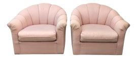 Image of Minimalist Club Chairs