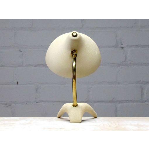"Mid-Century Modern Louis Kalff ""Krähenfuss"" Table Lamp For Sale - Image 3 of 9"