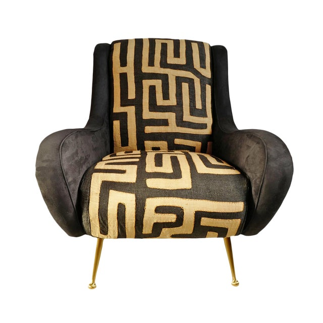 Modern Kuba Chair For Sale
