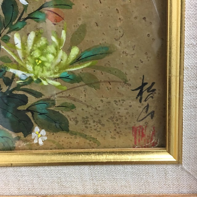 A Pair of Chinoiserie Framed Prints - Image 6 of 8
