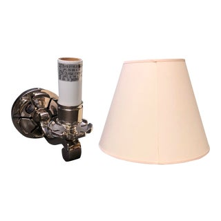 "Circa Lighting/Visual Comfort Alexa Hampton ""Bing"" Single Arm Sconce For Sale"