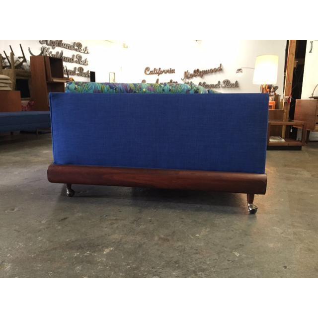 Mid Century Adrian Pearsall for Craft Associates Model 1800 Boomerang Sofa - Image 6 of 11