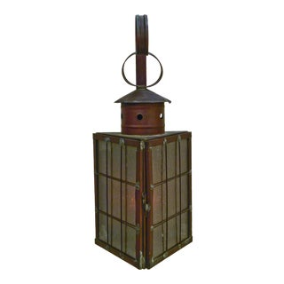 Triangular Outdoor Wall Light For Sale