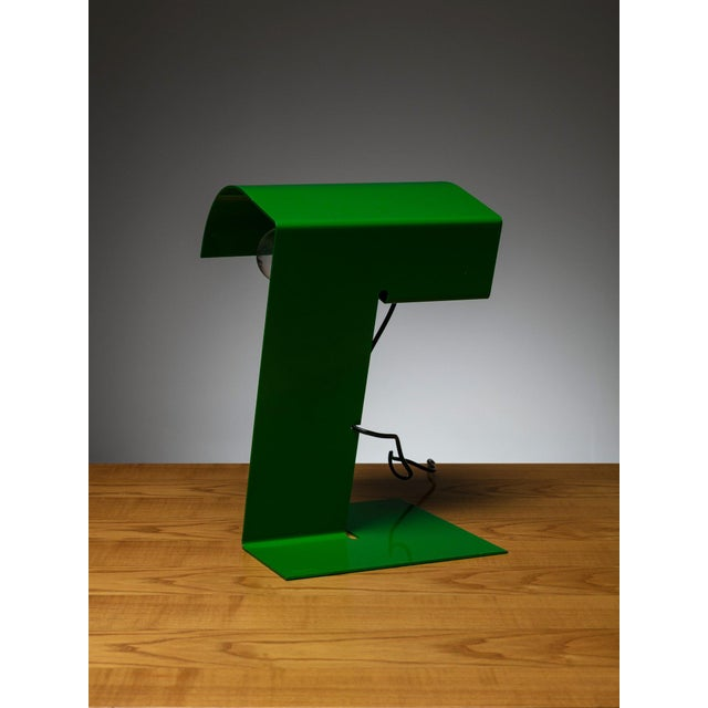 "Minimalism ""Blitz"" Table Lamp for Stilnovo For Sale - Image 3 of 6"