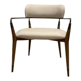 Modern Hendredon Madison Arm Chair For Sale