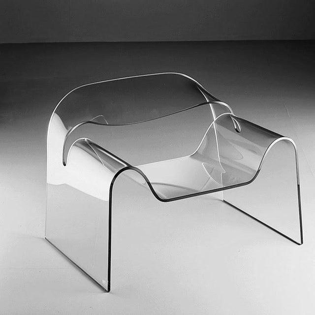 Boeri & Katayanagi for Fiam Ghost Chair - Image 6 of 10
