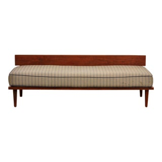 Mid-Century Wood Daybed For Sale