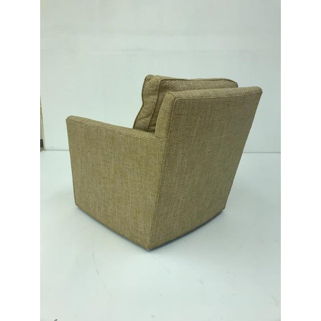 Century Furniture Century Furniture Willis Swivel Chair For Sale - Image 4 of 5