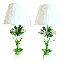 Image of Silk Lamp Shades