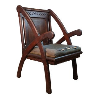 Chair Designed by Architect H. H. Richardson For Sale