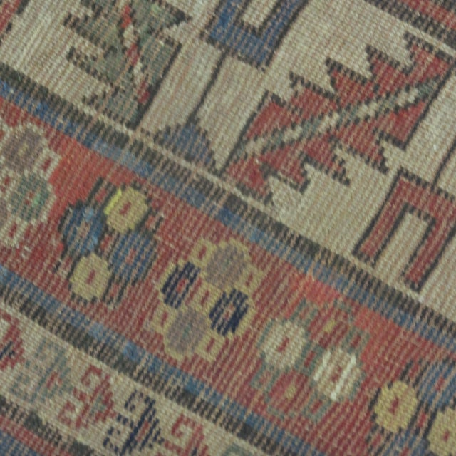 Antique Kazak Carpet - 5′2″ × 7′ - Image 5 of 6