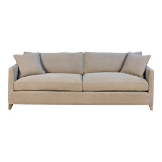 Sarreid Ltd. Rivera Sofa Rock Grey For Sale