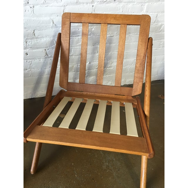 """Vintage """"Z"""" Chairs - A Pair - Image 5 of 5"""