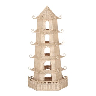 Tall Pagoda For Sale