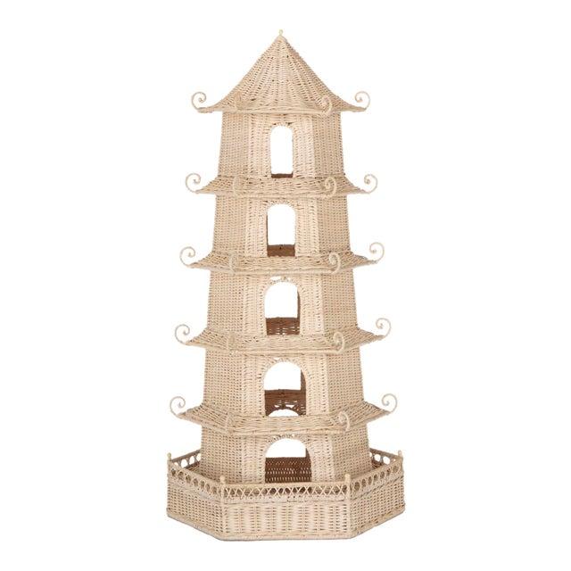 Tall Pagoda For Sale