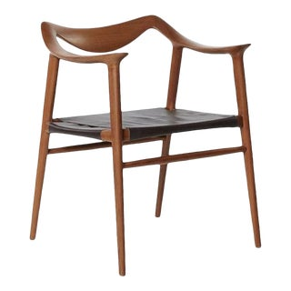1950s Bambi Chair by Rolf Rastad and Adolf Relling For Sale